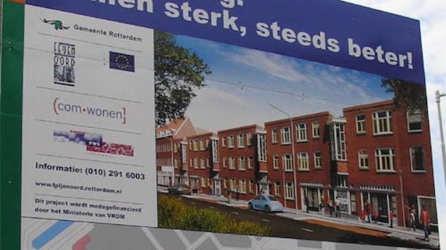 Plan gemeente, Strevelsweg