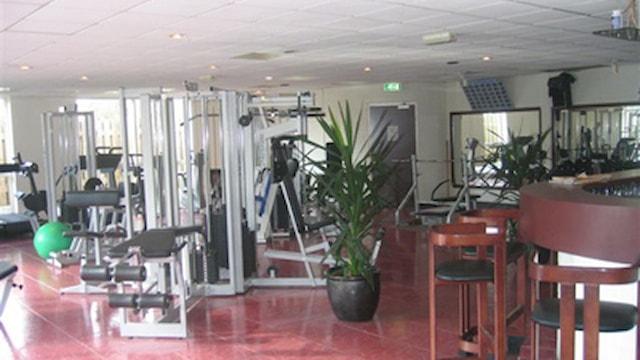 Binnen Fitnessruimte