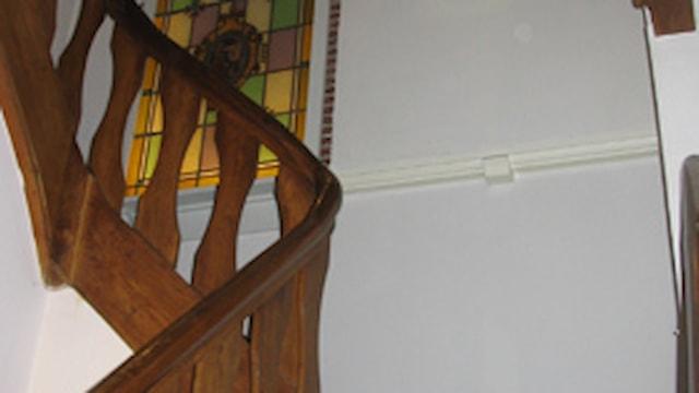 Klassiek trappenhuis