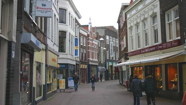 Voorstraat (winkel links op foto)
