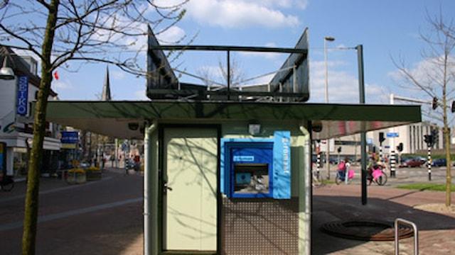 Postbank Geldautomaat