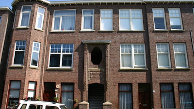 Den Haag Usselincxstraat voorkant