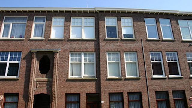 Den Haag Usselincxstraat voorkant detail