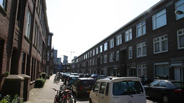 Den Haag Usselincxstraat linkerhoek
