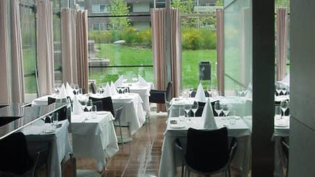 Restaurant binnen