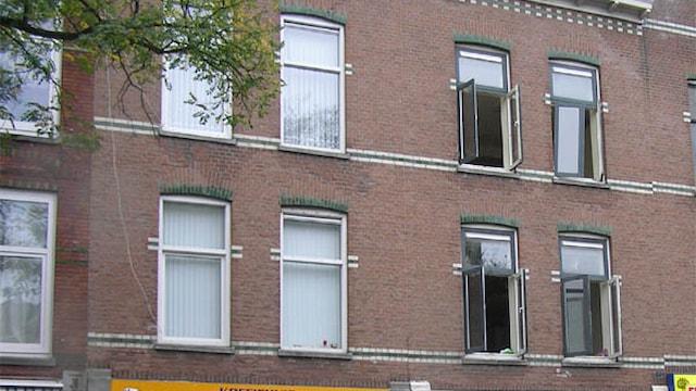Voorkant bovenverdiepingen