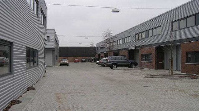 Bedrijfsverzamelgebouw (rechterzijde)