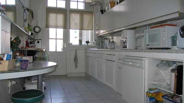 Binnen / keuken