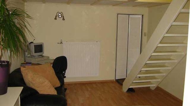 Slaapruimte appartement
