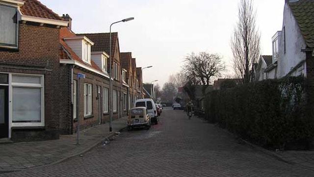 Zijkant / Straat