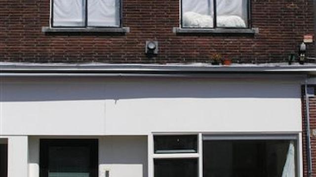Voorgevel Koningstraat 164