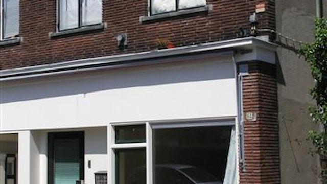 Voorgevel Koningstraat 164 zijkant