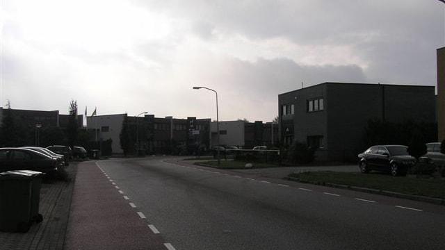 Overzicht straat