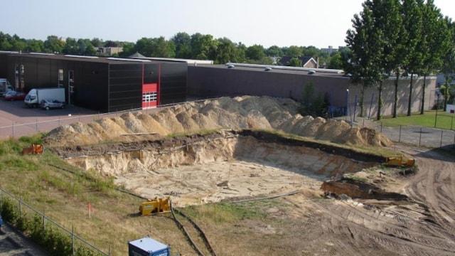 Voortgang juli 2006