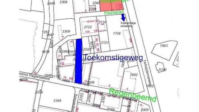 Locatie Hazepad 17 te Breda