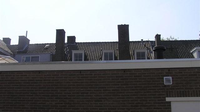 Achterkant + dak