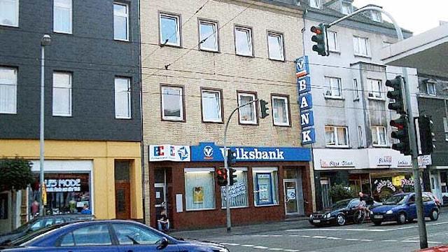 Voorzijde Volksbank
