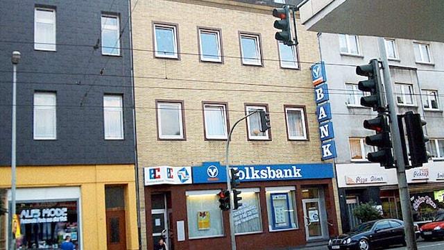 Volksbank/ appartementen