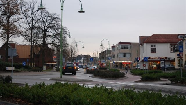 Winkelstraat / hoofdstraat