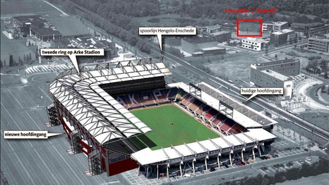 Nieuwe Arke stadion