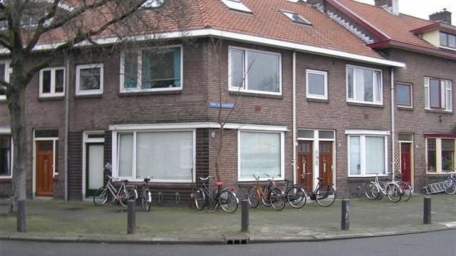 Studentenpand Utrecht