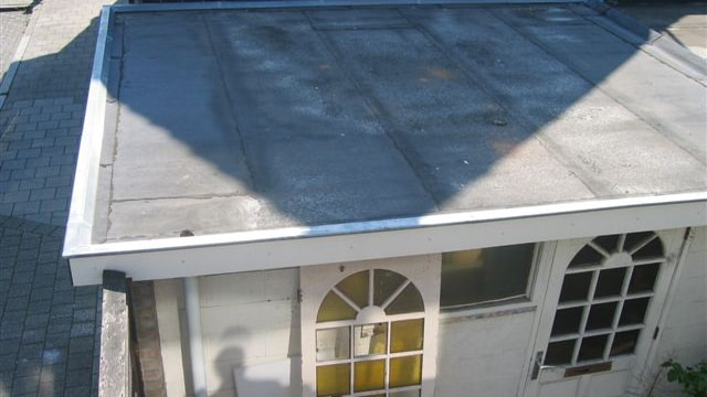 Garage bovenzijde