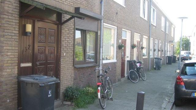 Straat beeld Utrecht