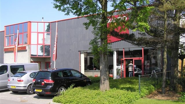 Pand te Roosendaal