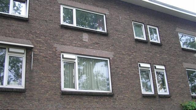 Voorzijde beleggingspand te Utrecht