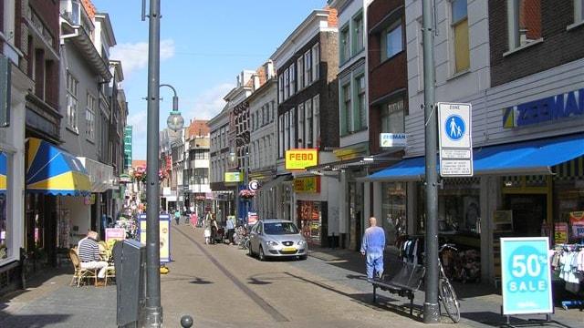 Gasthuisstraat / winkels