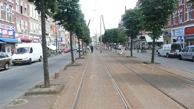 Rotterdam, Schiedamseweg