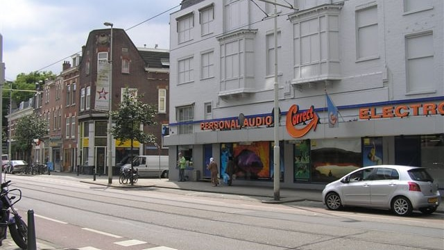 Overkant Benthuizerstraat
