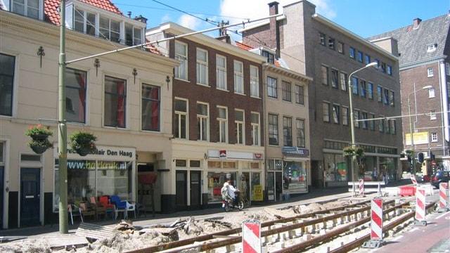 Beleggingspand te Den Haag