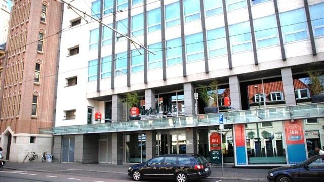 Overzijde / Ibis hotel