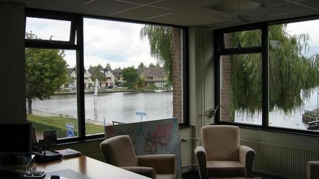 SGZ kantoor voorzijde