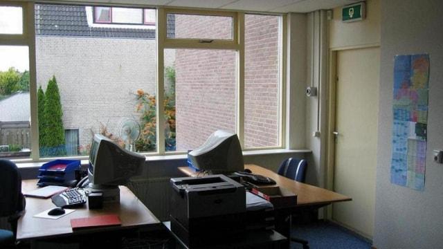 SGZ kantoor zijkant