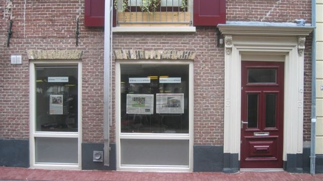 Voorgevel Hofstraat 25