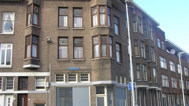 Rotterdam - Vlaggemanstraat