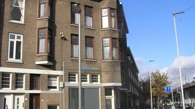 Rotterdam Vlaggemanstraat