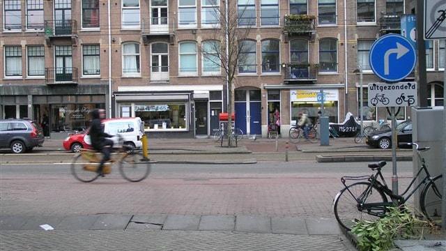 Straatbeeld (Overtoom)