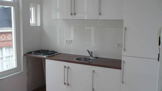 Keuken Fredriksstraat 1a (3e etage)