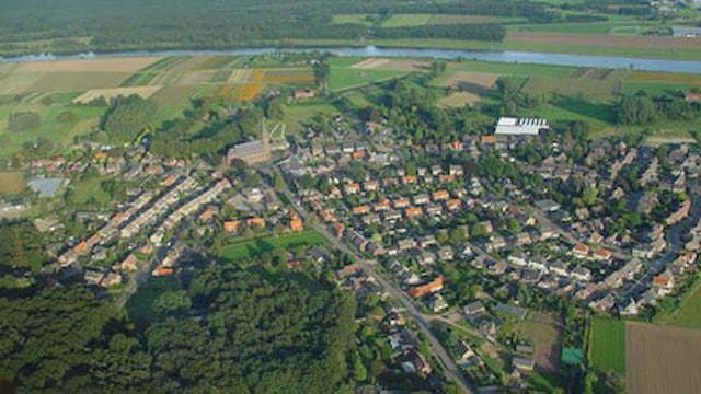 luchtfoto Lottum
