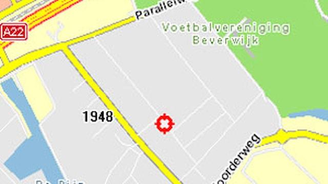 Lokatiekaart