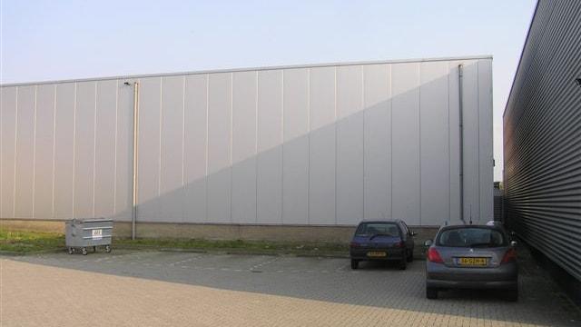 6x parkeerplaats
