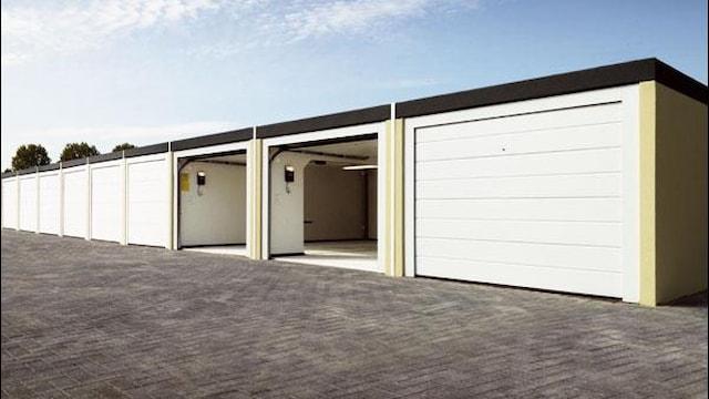 Garageboxen