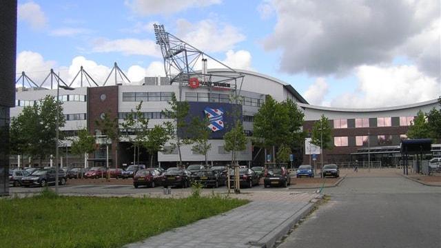 Ingang Abe Lenstra stadion