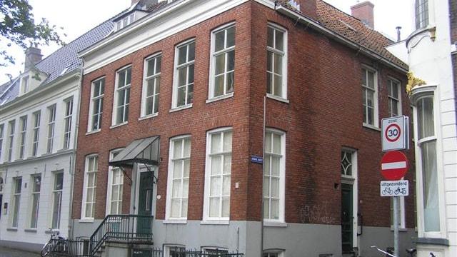 Beleggingspand te Groningen