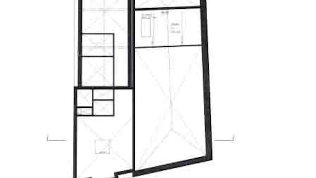 Zolderverdieping - optie 1