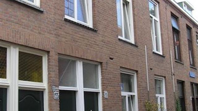 De Gheijnstraat Den haag