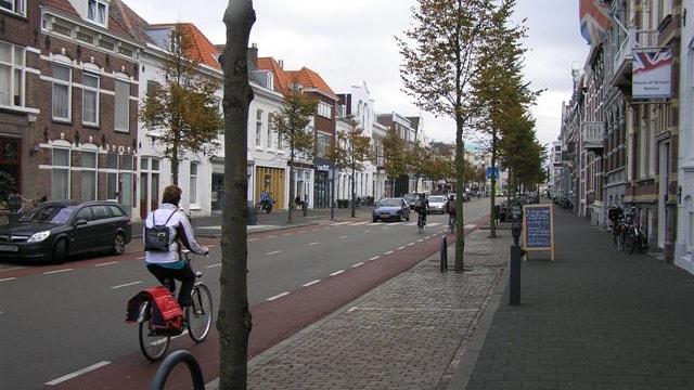 Straatbeeld Scheldestraat